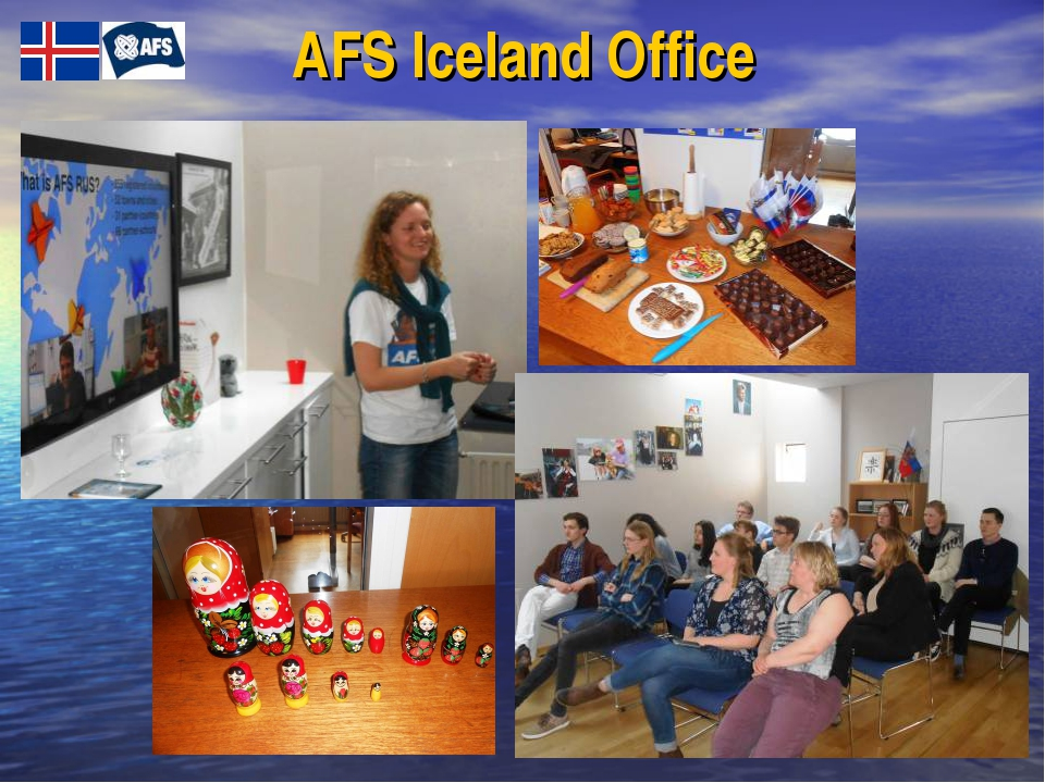 AFS Iceland Office