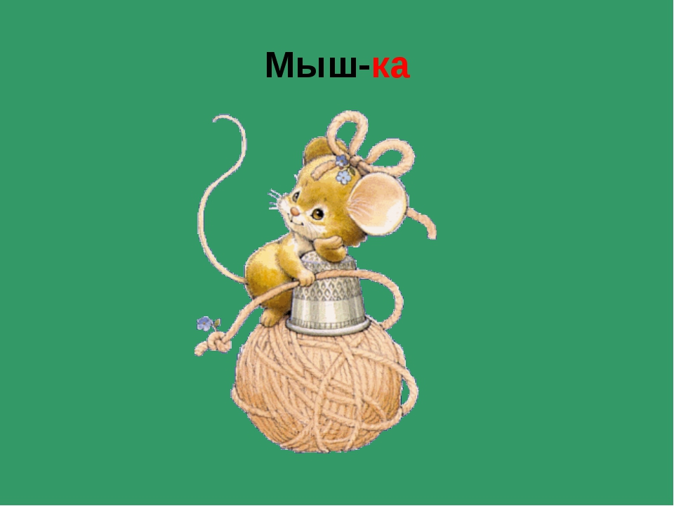 Мыш-ка