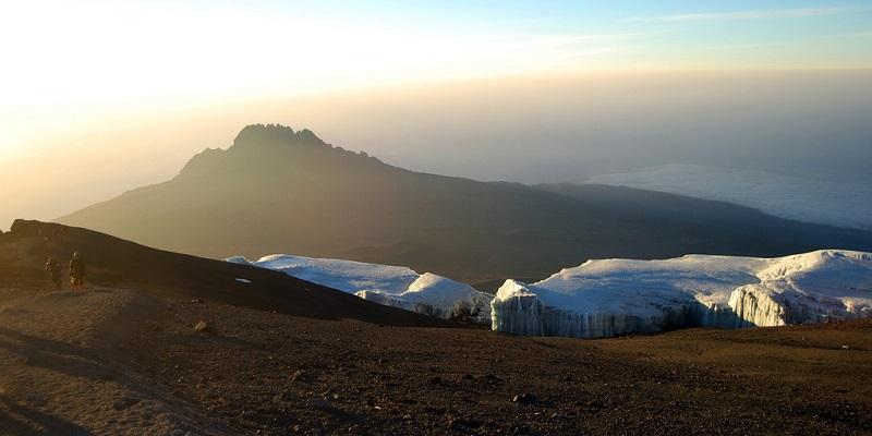 Снега на Килиманджаро. Фото