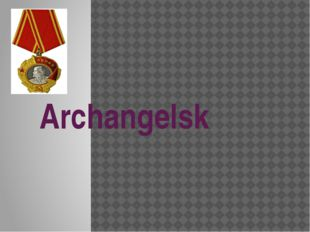 Archangelsk