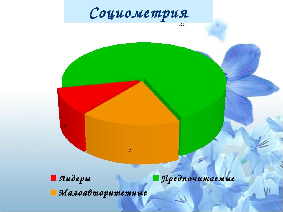 Социометрия
