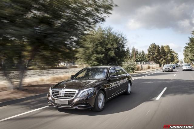 Mercedes-Benz S500 Intelligent Drive Review
