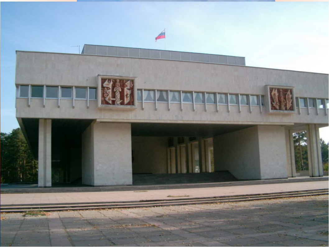Центры культуры, галереи, музеи, памятные места