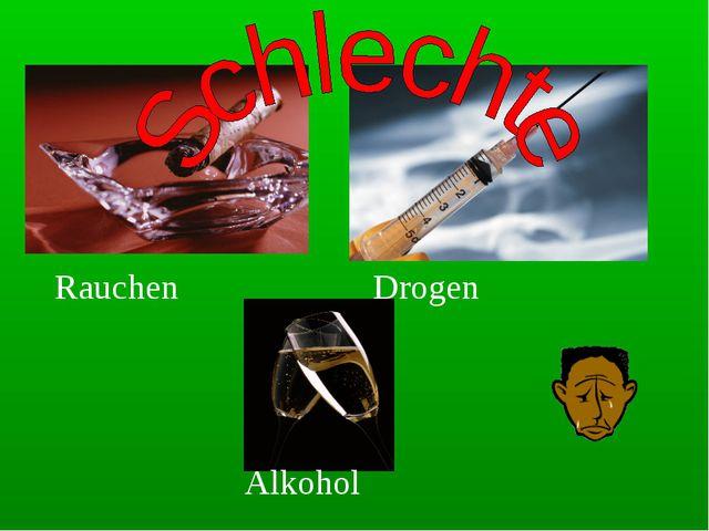 GgG Rauchen Alkohol Drogen