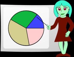 large-woman-explaining-pie-chart-166