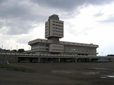 Северный автовокзал (Уфа)
