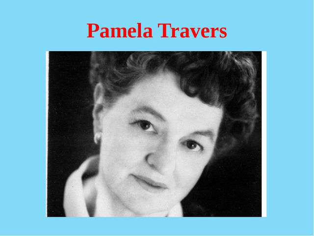 Pamela Travers