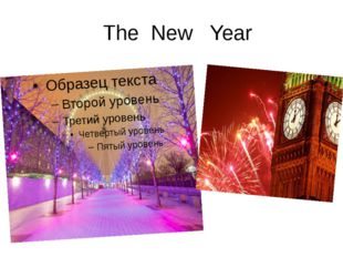 The New Year