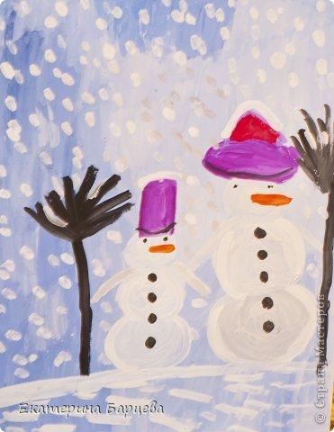 Рисование и живопись - Рисунки детей