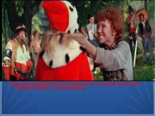 Просмотр фрагмента из кинофильма «Снежная королева». Встреча Герды с разбойни