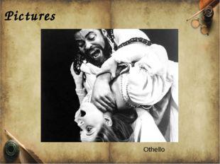 Pictures Othello