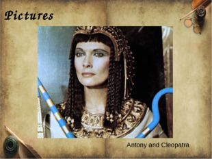 Pictures Antony and Cleopatra