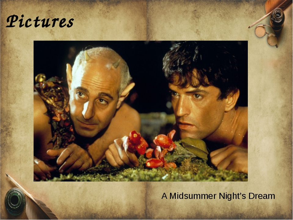 Pictures A Midsummer Night's Dream