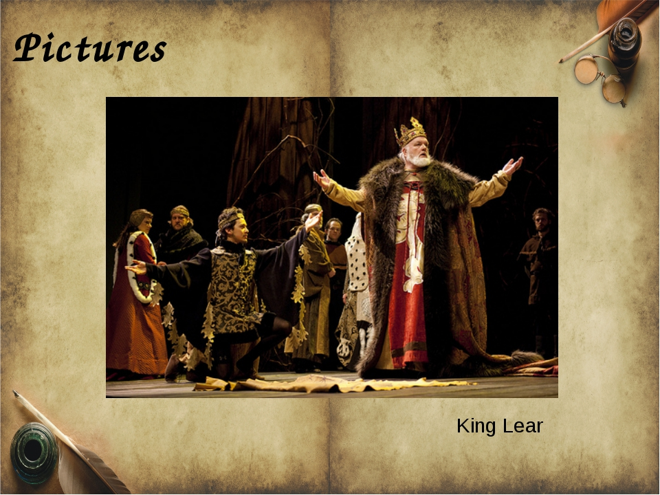 Pictures King Lear