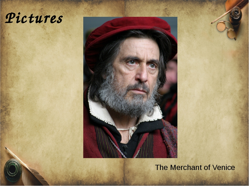 Pictures The Merchant of Venice
