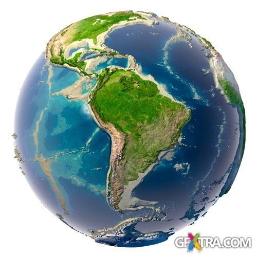 Описание: Фотообои засуха на планете земля - земля * PIXERS.ru