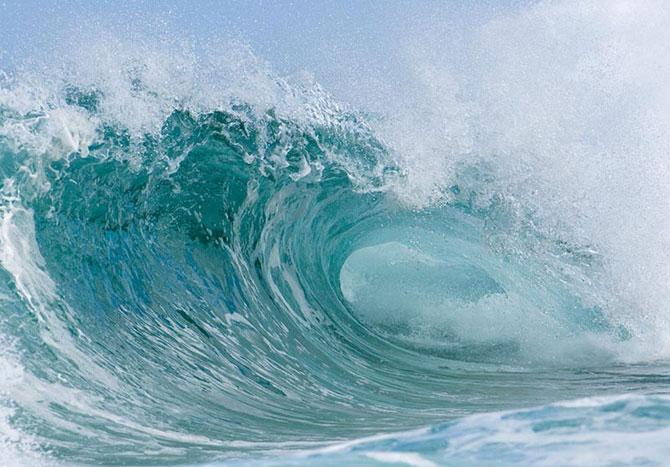 Описание: Волны от фотографа - Чака Бэббита www.krasfun.ru