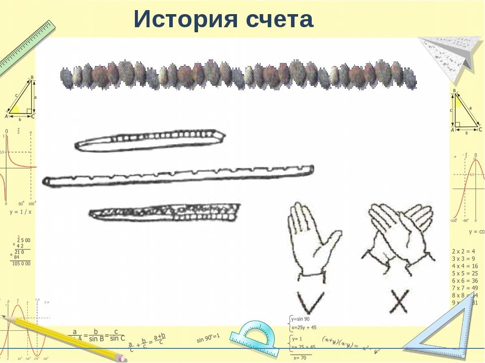 История счета 1 – бе 2 – бе, бе... 5 – ибон-бе (рука) 10 – ибон-али (две руки...