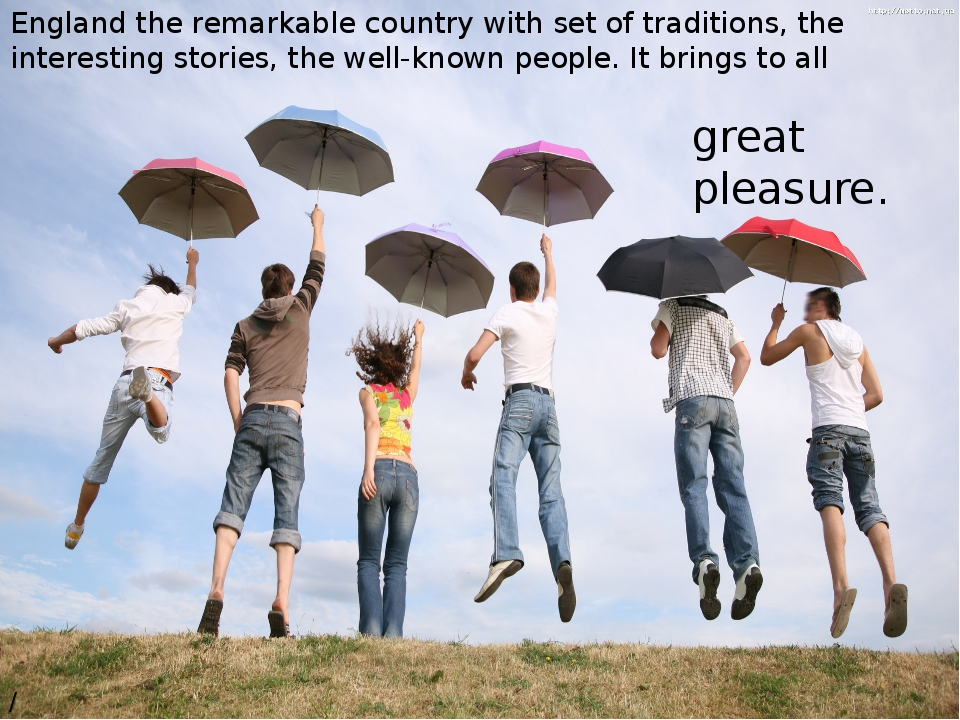 England the remarkable country with set of traditions, the interesting storie...