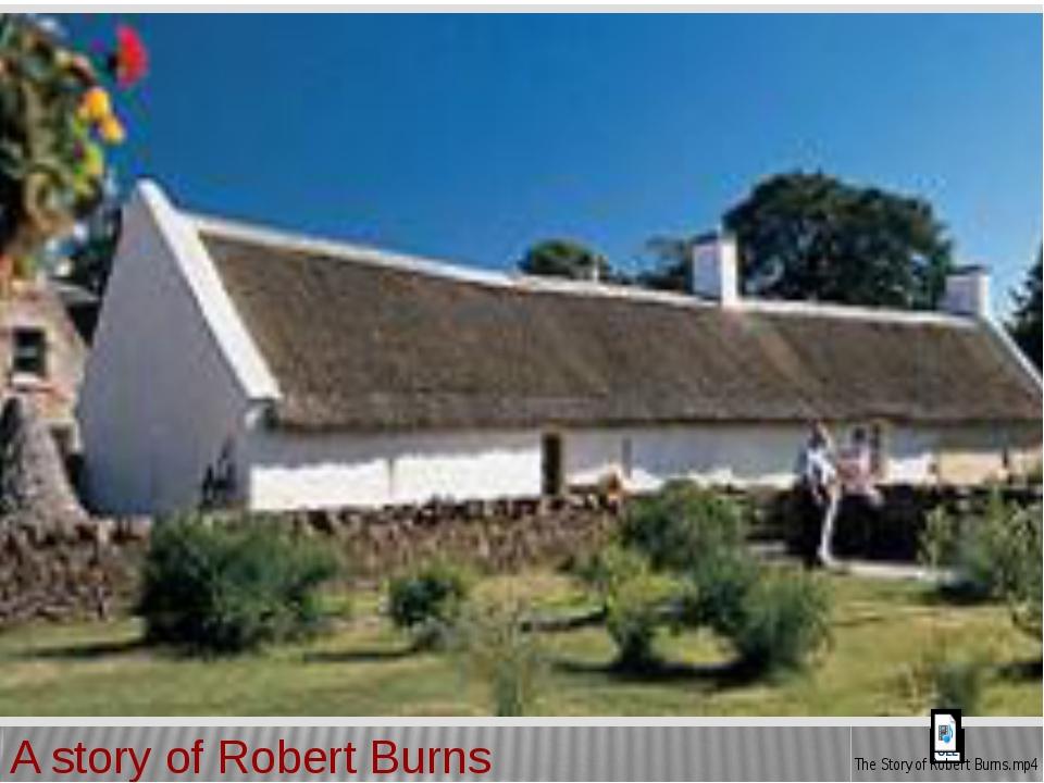 A story of Robert Burns