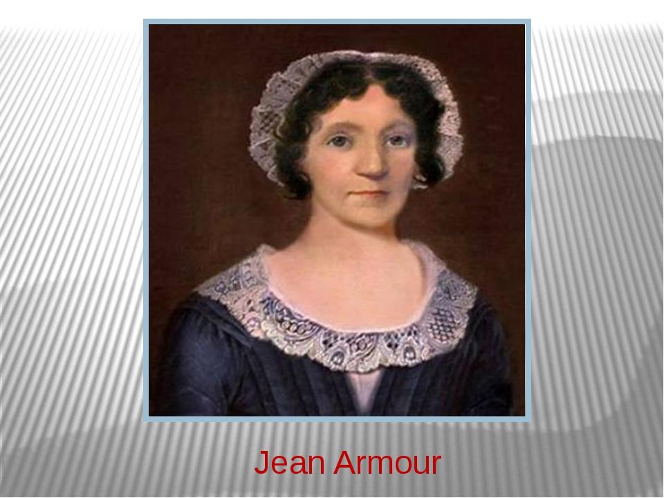 Jean Armour