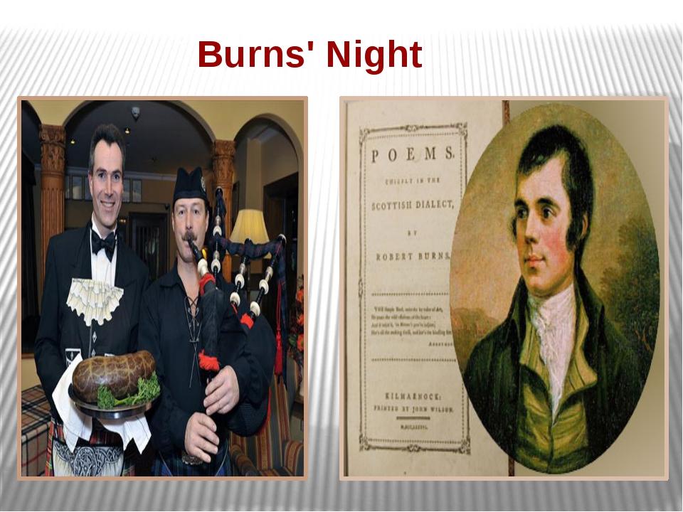 Burns' Night