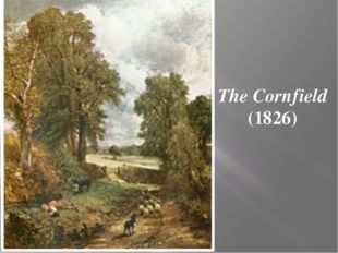 The Cornfield (1826)
