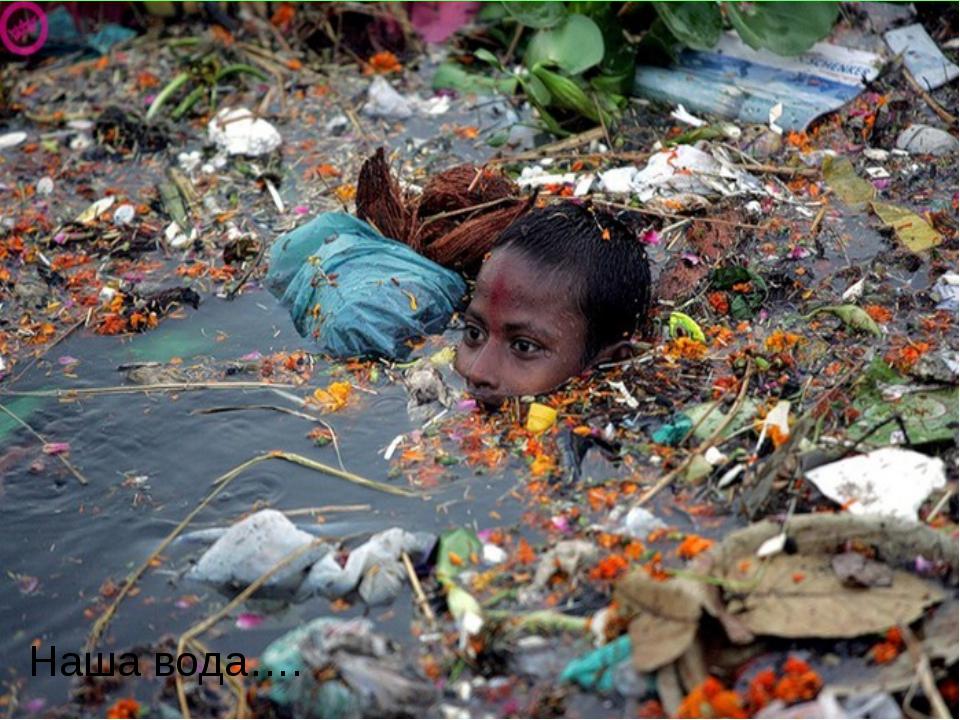 Наша вода….