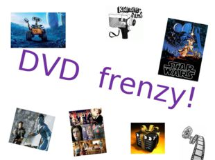 DVD frenzy!