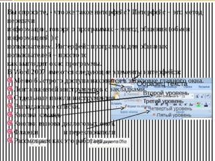 Интерфейс программы Вы спросите, - что же такое интерфейс? Интерфейс – это ме