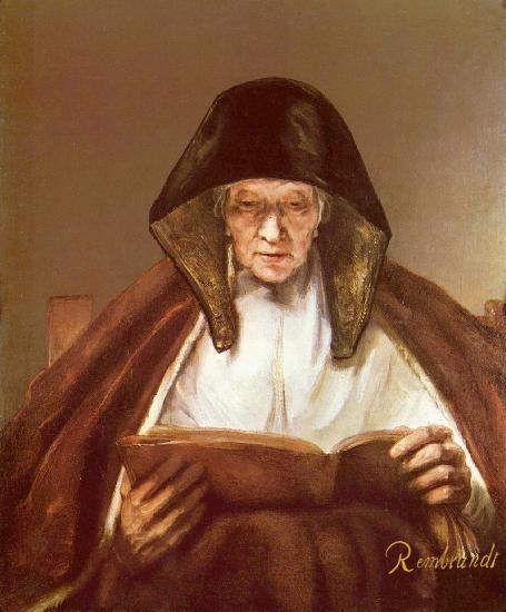 C:\Users\Liana.Liana-ПК\Desktop\Читающая пожилая женщина- Рембрандт.jpg
