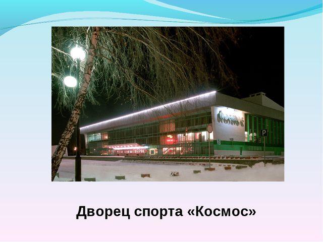 Дворец спорта «Космос» Библиотека МОУ-СОШ № 7