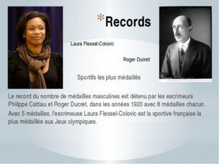 Records Sportifs les plus médaillés Le record du nombre de médailles masculin