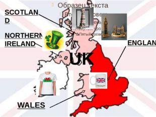 SCOTLAND ENGLAND NORTHERN IRELAND WALES UK