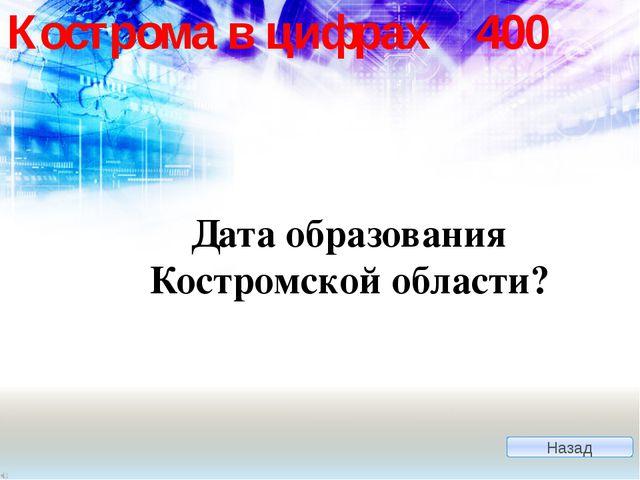 Чем прославился костромич Ф.Г. Волков? (1729-1763) Знаменитые костромичи 100...