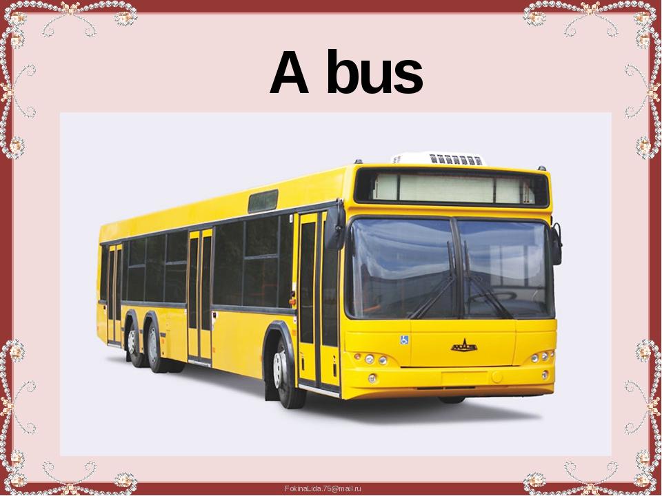 A bus FokinaLida.75@mail.ru