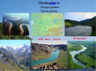 Өзен Картадағы өзен қалай аталады, қай теңізге құяды? Орал тауынан басталатын