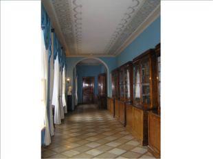 Лицейские годы Школа в Царском селе под Петербургом. Лицей разместился в при