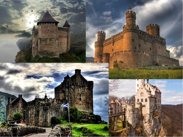 Замки всегда привлекают внимание своей таинственностью, величавостью и загадо...