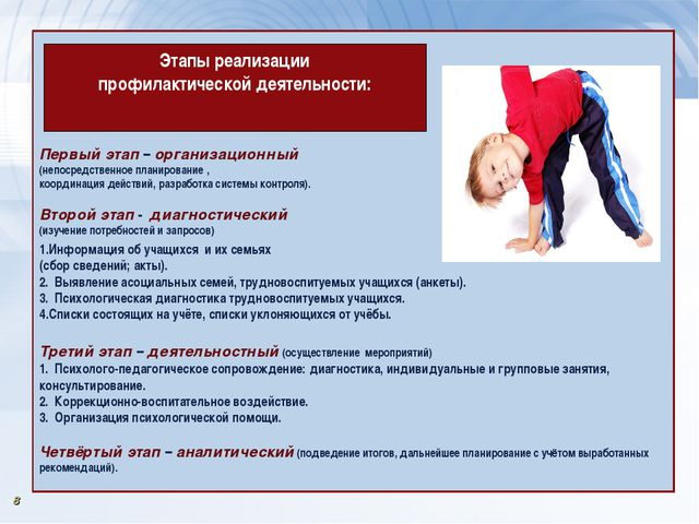 Первый этап – организационный (непосредственное планирование , координация д...