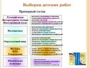 Русский язык Литературное чтение Иностранный язык диктанты, изложения, сочине