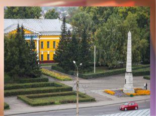 Около 50 лет продолжалось строительство Демидовской площади в Барнауле - еди