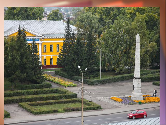 Около 50 лет продолжалось строительство Демидовской площади в Барнауле - еди...
