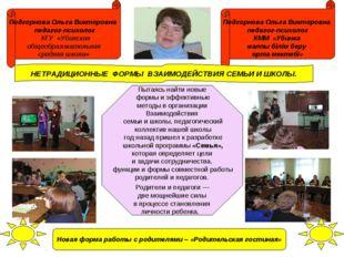 Подгорнова Ольга Викторовна педагог-психолог КГУ «Убинская общеобразовательн