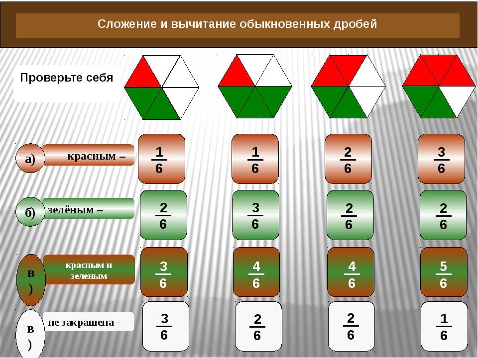 №420 красным – не закрашена – зелёным – a) б) в) красным и зеленым в) Запишит...