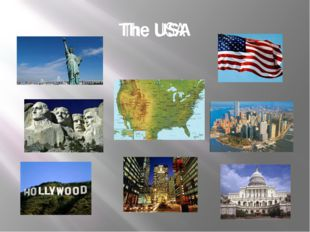 The USA The USA