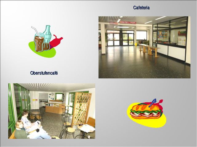 Cafeteria Oberstufencafé