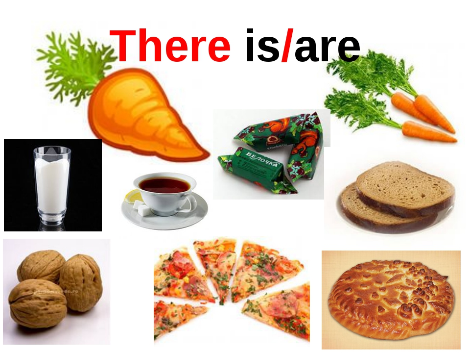 There is/are