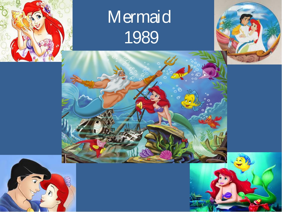 Mermaid 1989