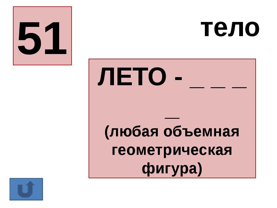 57 РОГ+ПИ+ ФА - _ _ _ _ _ _ _ (обладатель математических штанов) пифагор